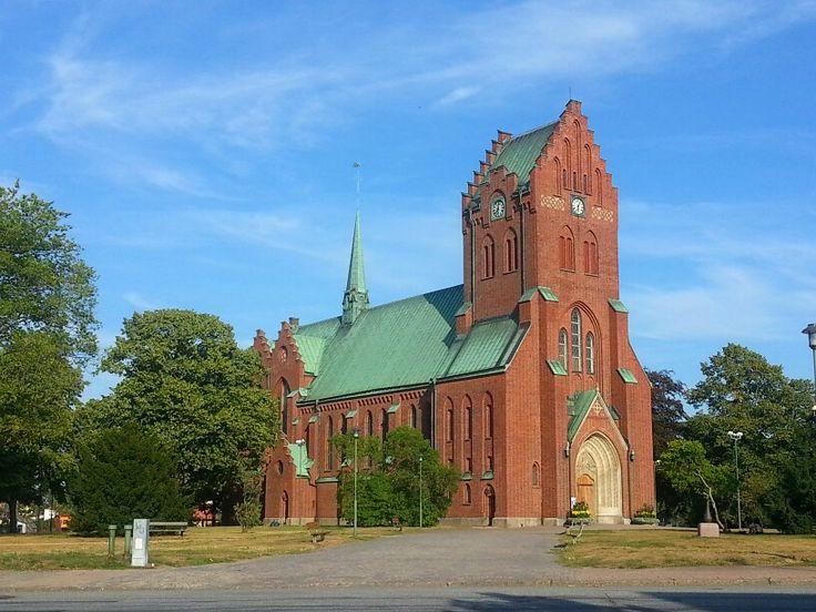 Hässleholm kyrkan