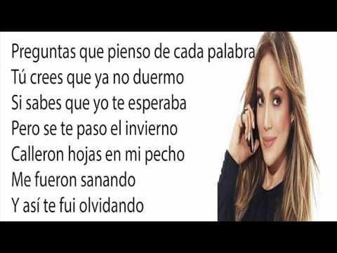 Jennifer Lopez - Mirate - Latin billboard jlo new song*** CANCION COMPLETA - YouTube