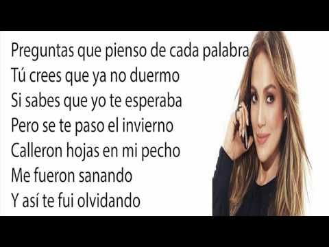 Jennifer Lopez - Mirate - Latin billboard jlo new song*** CANCION COMPLETA - YouTube