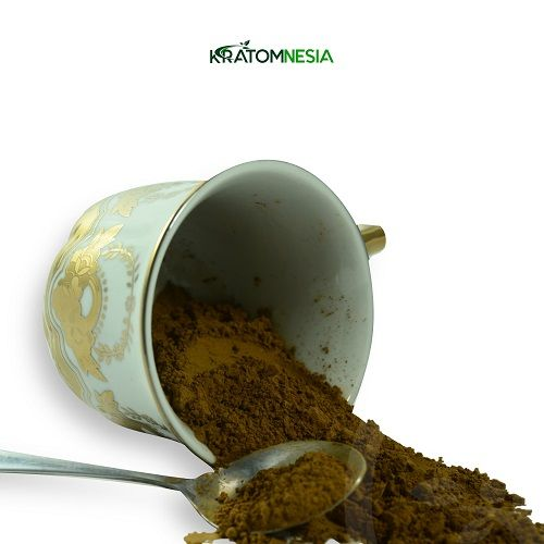 Brown Borneo Kratom Powder
