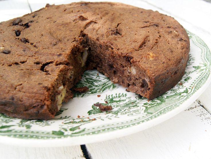 Ciasto gryczane wegańskie i chlebek gryczany bananowy, bez glutenu