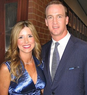Peyton Manning S Wife Ashley Thompson Part Of Manning Biz Team Owner Of Memphis Grizzlies