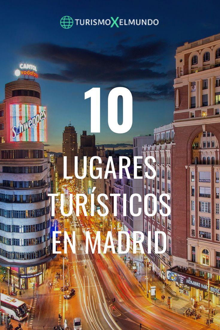 Descubre los mejores lugares tur sticos de madrid espa a for Lugares turisticos para visitar en espana