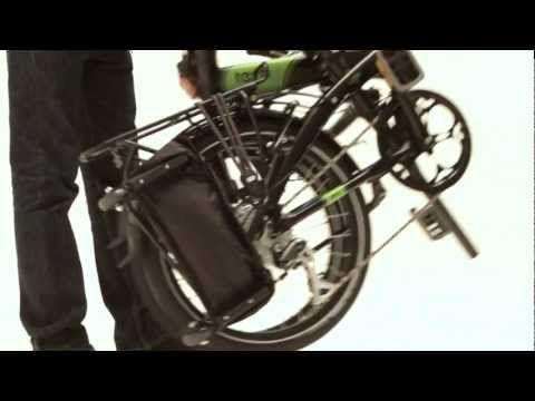 Tern Trolley Rack & Cover