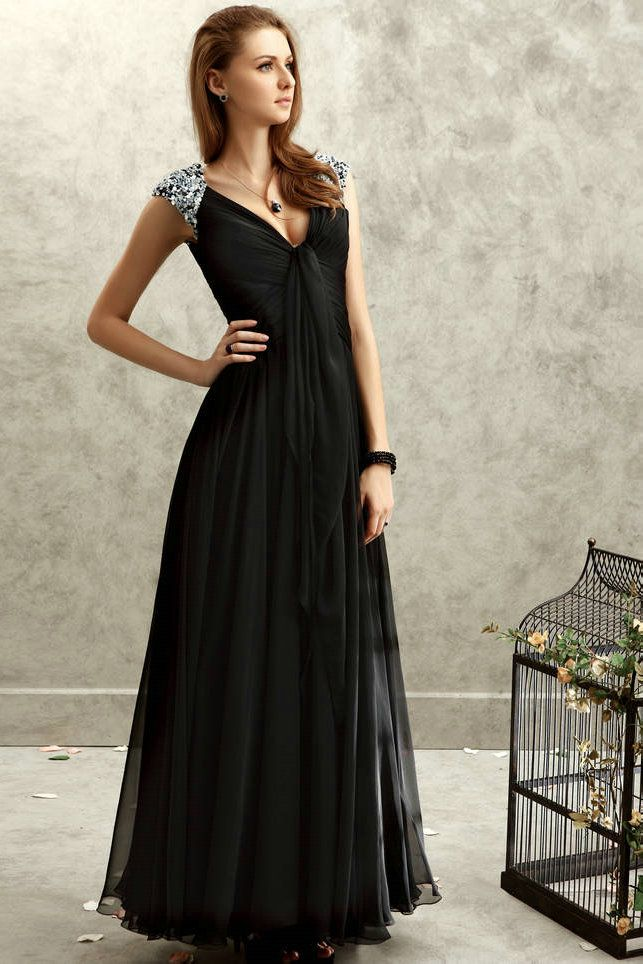 Black ball dresses uk cheap