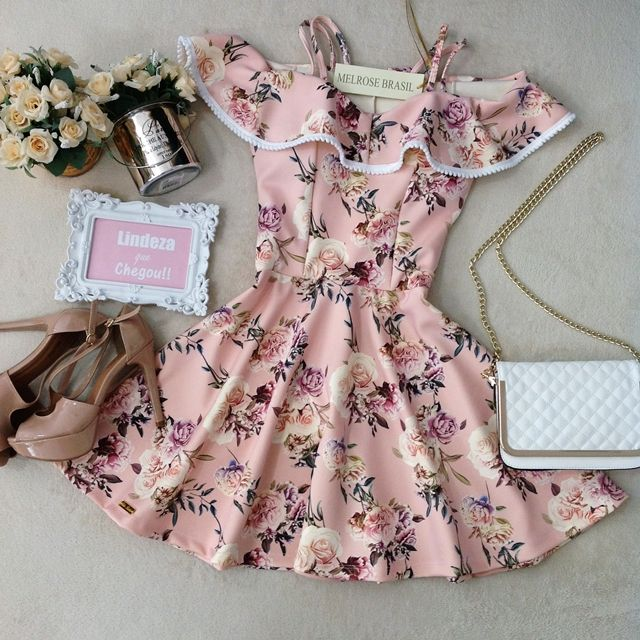 vestido fofo - cute dress
