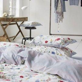 Hummingbirds sengetøj - Hvid
