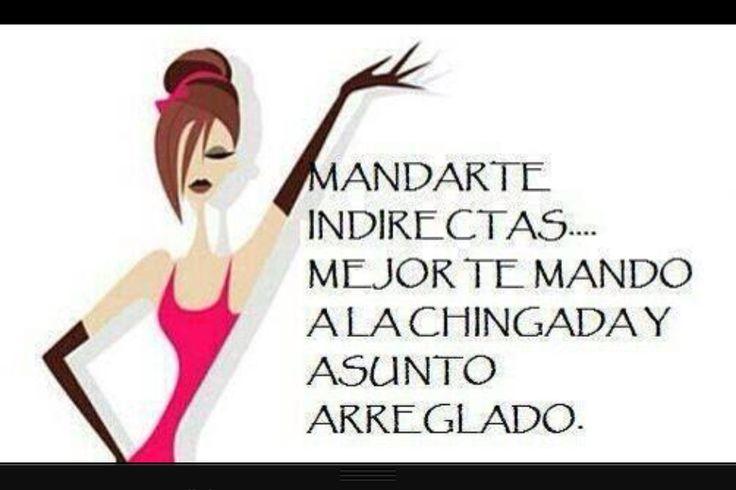 Status Para Facebook Indirectas: 8 Best Images About INDIRECTAS Jajaja..** On Pinterest