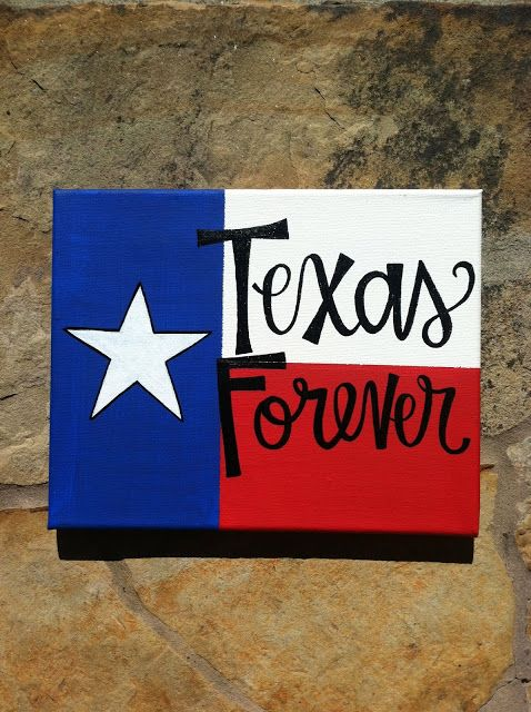 b.krafty TEXAS FOREVER CANVAS GIVEAWAY!!!