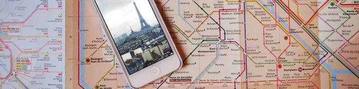 Top 5: apps grátis para baixar antes de viajar para Paris via @sosviagem