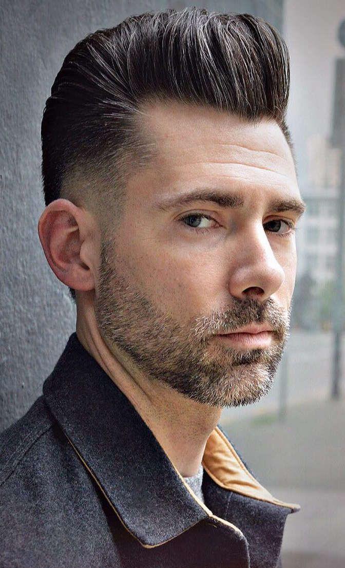 70 Skin Fade Haircut Ideas Trendsetter For 2020 High Fade Pompadour Skin Fade Hairstyle Cool Hairstyles