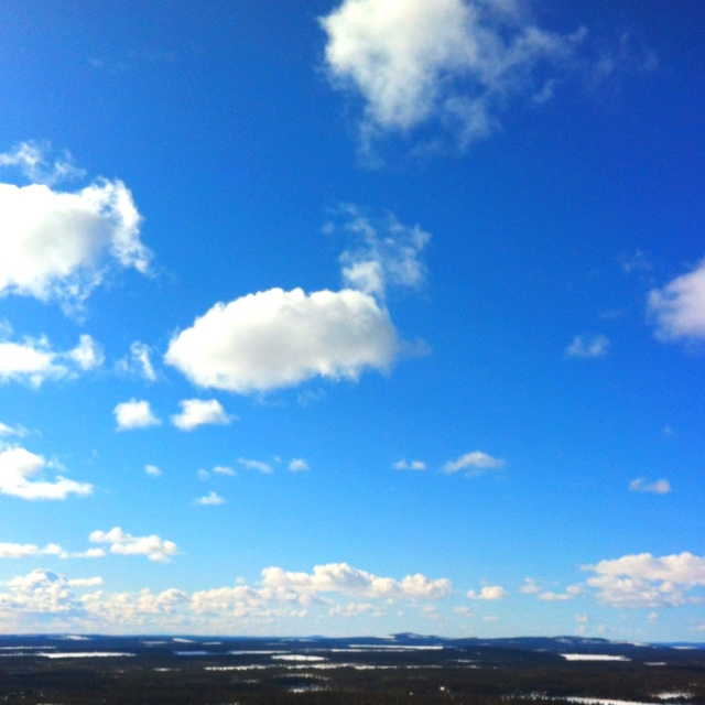 At the top of Ruka