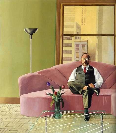 David Hockney, unknown on ArtStack #david-hockney #art