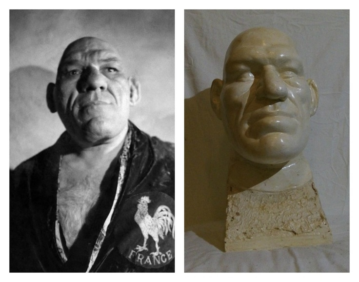 1000 images about maurice tillet the french angel