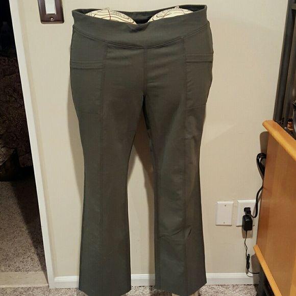 Yoga pants and bra-8370
