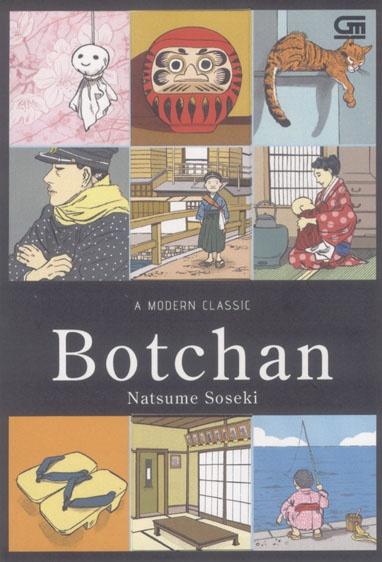 Botchan - Natsume Soseki