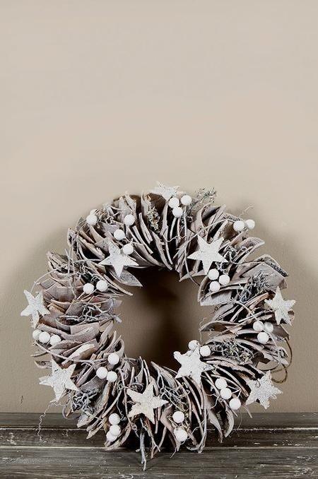 kerstkransen maken | Zelf kransen maken hoeven niet steeds uit bloemen en planten te ...