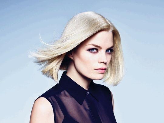 Le blond clair de Schwarzkopf Professional. Valou