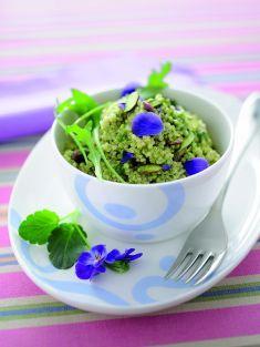 Quinoa al pesto di rucola e pistacchi - Tutte le ricette dalla A alla Z - Cucina Naturale - Ricette, Menu, Diete