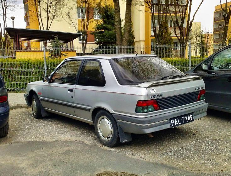 Peugeot 309 XS