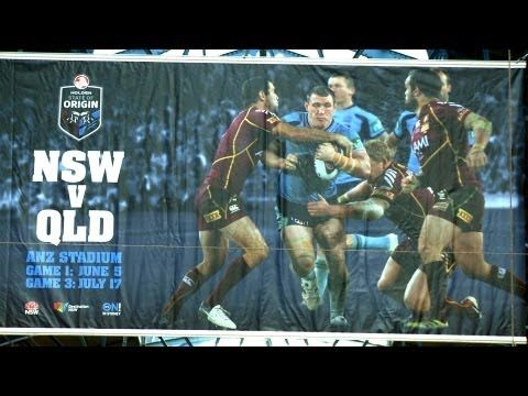 Holden State of Origin II NSW versus QLD | Sydney Olympic Park Event