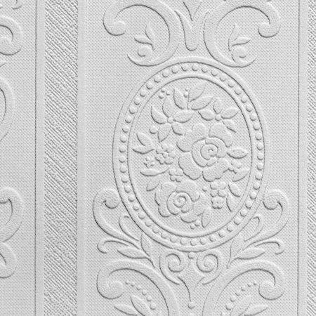 <br><br>Englische Vinyl - Prägetapete Lavinia - überstreichbar.   Tapeten Stoffe Gardinen im engl.,schwed. & franz. Landhausstil & von Laura Ashley