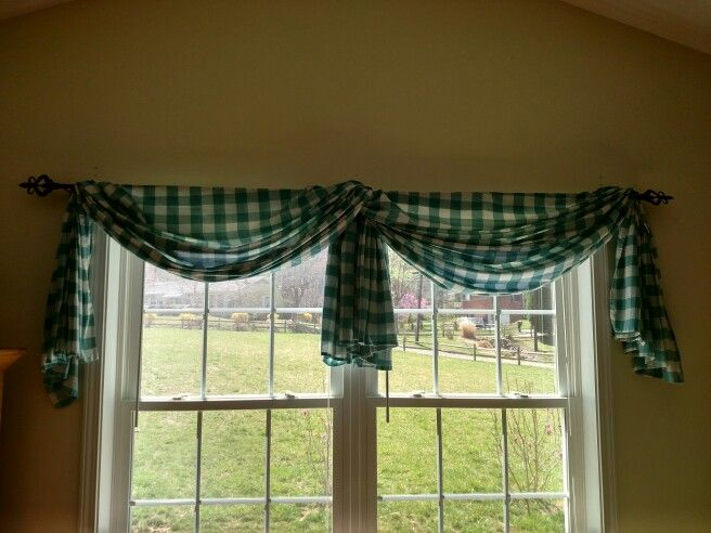 Pioneer Woman Table Cloths Made Into Curtains