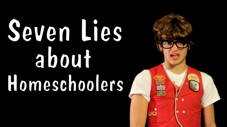 Messy Mondays: Seven Lies about Homeschoolers