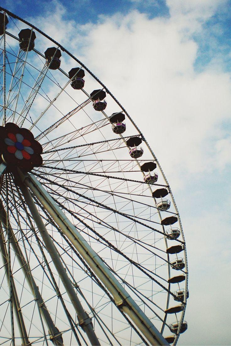 Having fun in Vienna #vienna #prater #lunapark