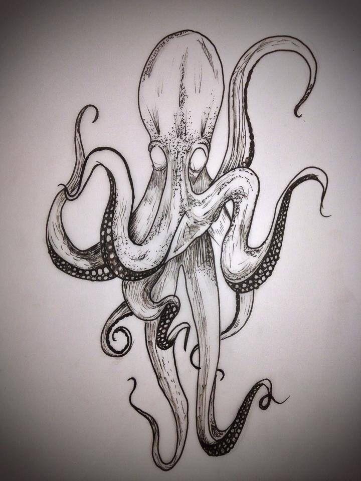 Kraken | Tattoos! | Pinterest