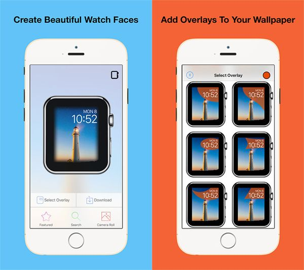 Watch Faces: An App For Apple Watch Wallpapers [Download