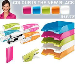 colour is the new black!