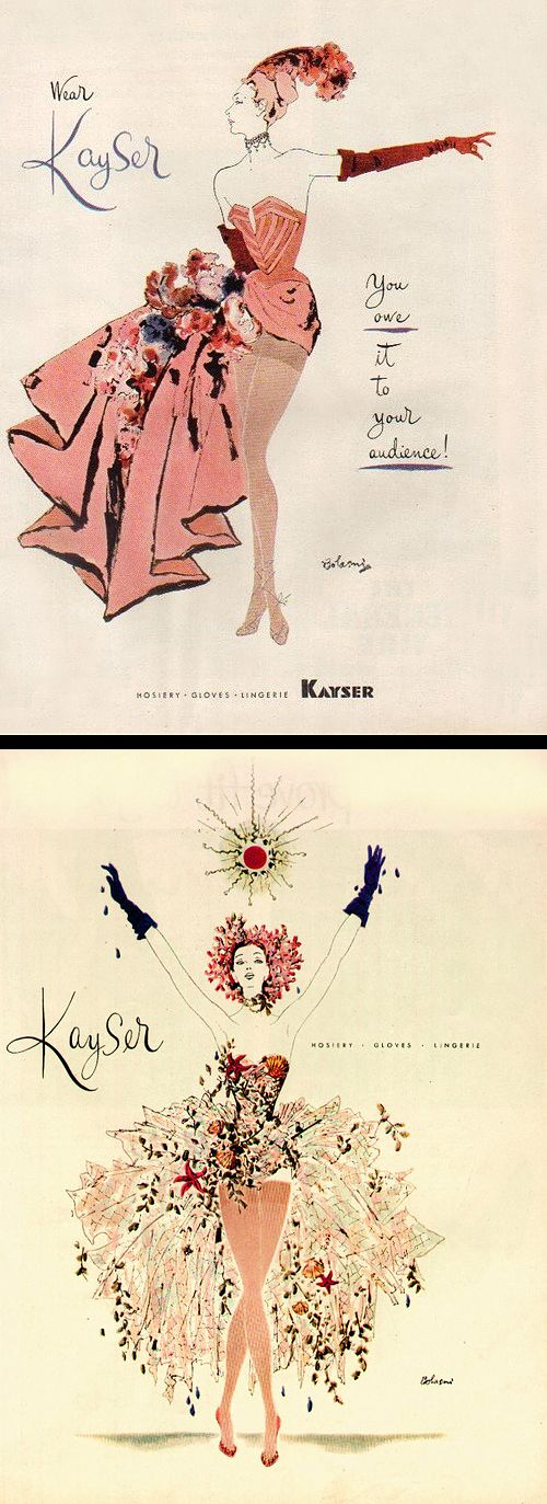 """Kayser Hosiery 