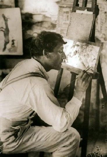 Marc Chagall, born Movsja Zacharovitsj  Sjagal, Russian 1887 – 1985