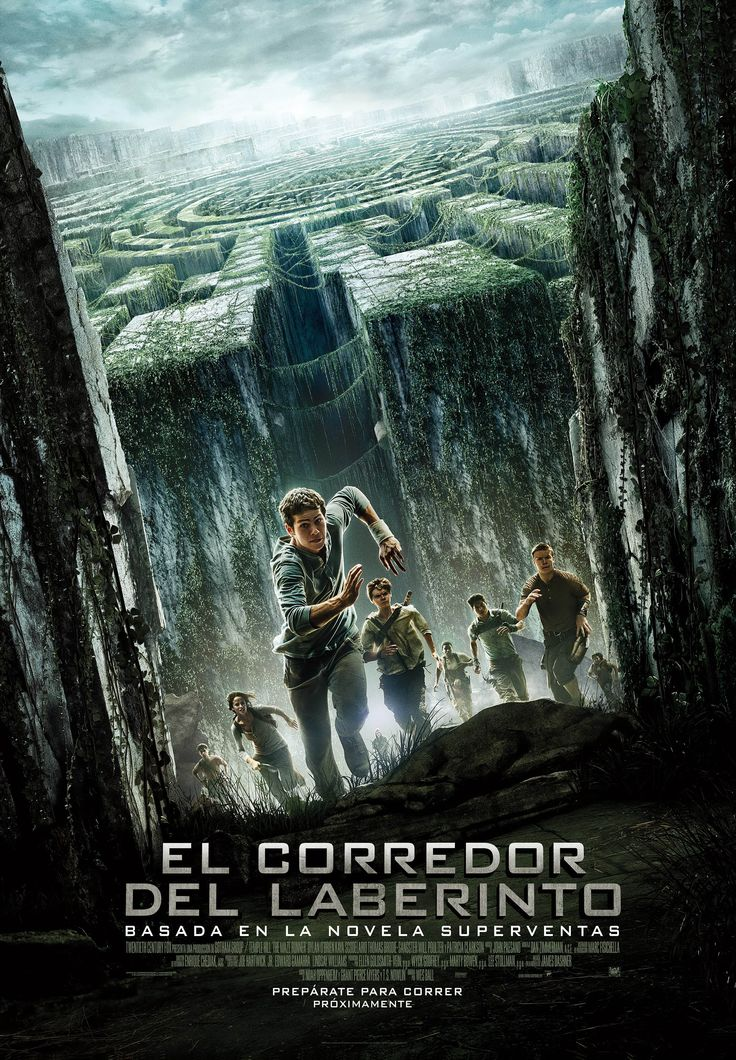 El corredor del laberinto - The maze runner