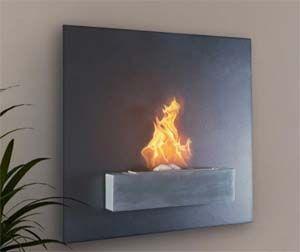 Best 25 Wall Mounted Fireplace Ideas On Pinterest