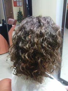 ❤ Карвинг волос — щадящая завивка ❤