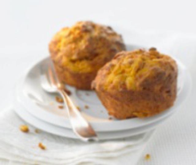 10 Fantastic Vegan Muffin Recipes: Five-Star Vegan pumpkin muffins