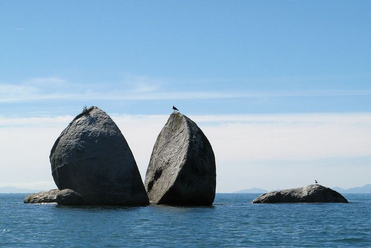 Picture of the Day: Split Apple Rock