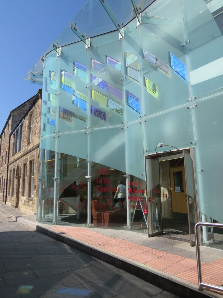 Great exhibitions for all ages at the John Gray Centre, Haddington.