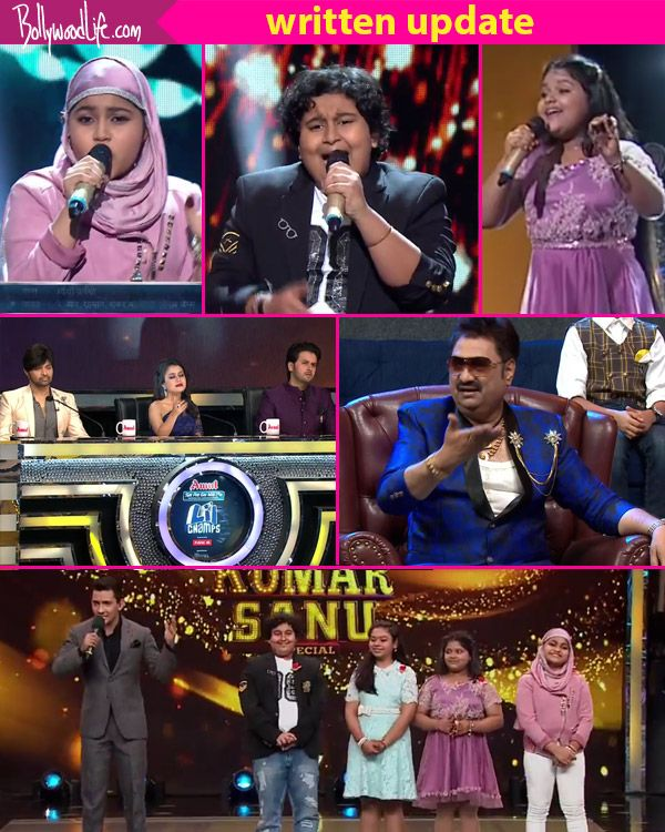 Kumar Sanu Special episode magically transports us to the romantic 90's making us all nostalgic #FansnStars