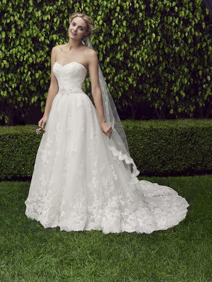 54 Best Casablanca Bridal Arielle Bridal Images On Pinterest