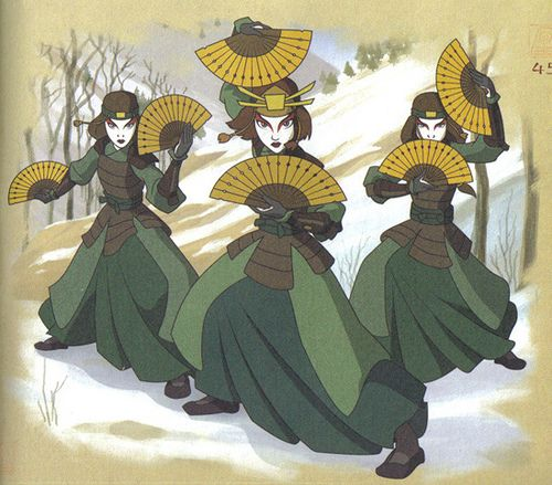 The Last Airbender Avatar Kyoshi: 17 Best Suki (Avatar) Images On Pinterest