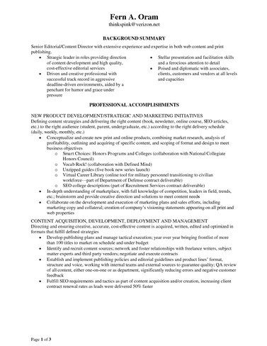 8 best Resume Samples images on Pinterest Sample resume, Resume - examples of accomplishments for a resume