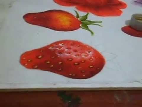 meu objetivo é trazer novidades de pintura em tecido. sou professora de pintura em tecido e adoro o que faço. ESTA É UMA FORMA MAIS AVANÇADA DE COMO PINTAR M...