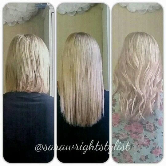 133 best my passion my hair transformations images on pinterest long to short hair for me because im indecisive 5 packs of hair extensions by donna bella milan tape in extensions 2 packs of golden blonde pmusecretfo Choice Image