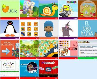 http://lacasetaespecial.blogspot.com.es/2012/12/clica-tic.html  La CASETA, un lloc especial: Clica Tic