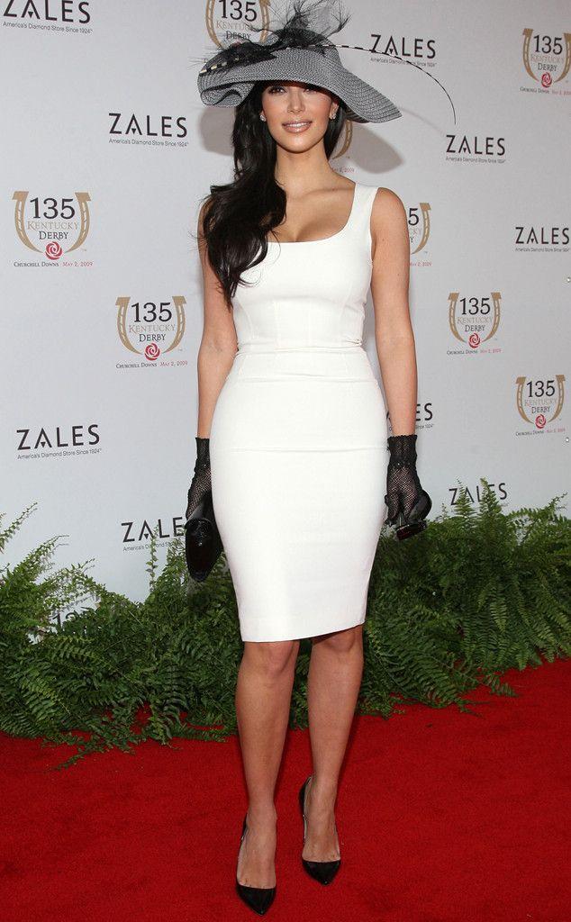 1000  ideas about Kim Kardashian White Dress on Pinterest ...