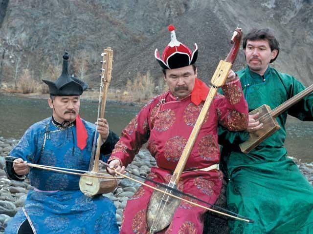 Asian throat singing