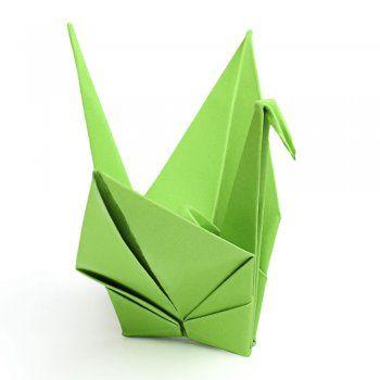 Cisne de origami